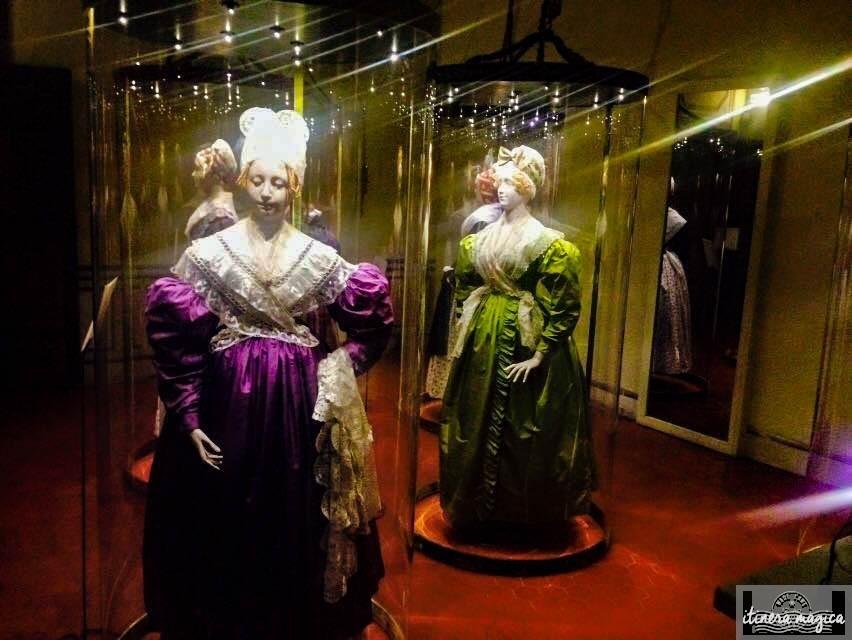 Musée provençal du costume et du bijou.