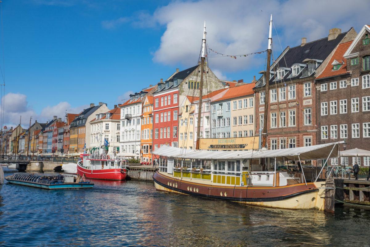 Une journée à Copenhague