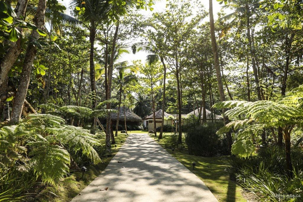 Road trip en République dominicaine : que voir et que faire en République dominicaine ?     Et l'offre hôtelière est de très grande qualité. Ici le V Samana, un des plus beaux hôtels de ma vie