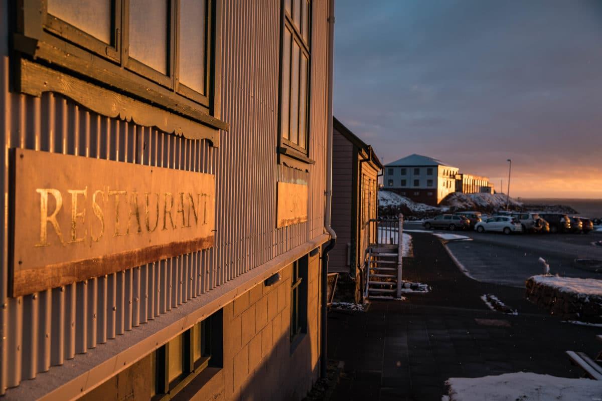 bonnes adresses borgarnes où manger à borgarnes islande de l'ouest