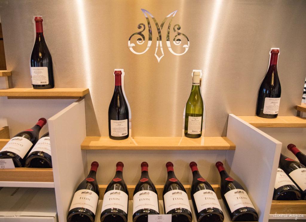 Route des vins de Bourgogne