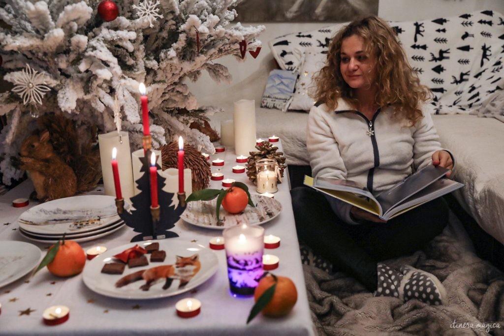 Idées déco de Noël scandinave