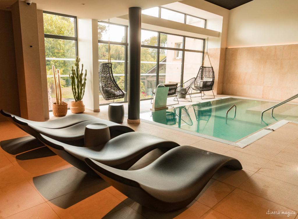 Sur la route des vins de Bourgogne, un hôtel spa luxueux