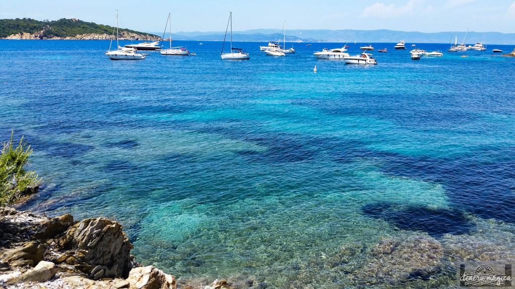 Port-Cros, côte d'azur, plage, voyage, paradis, eau, méditerranée, paca