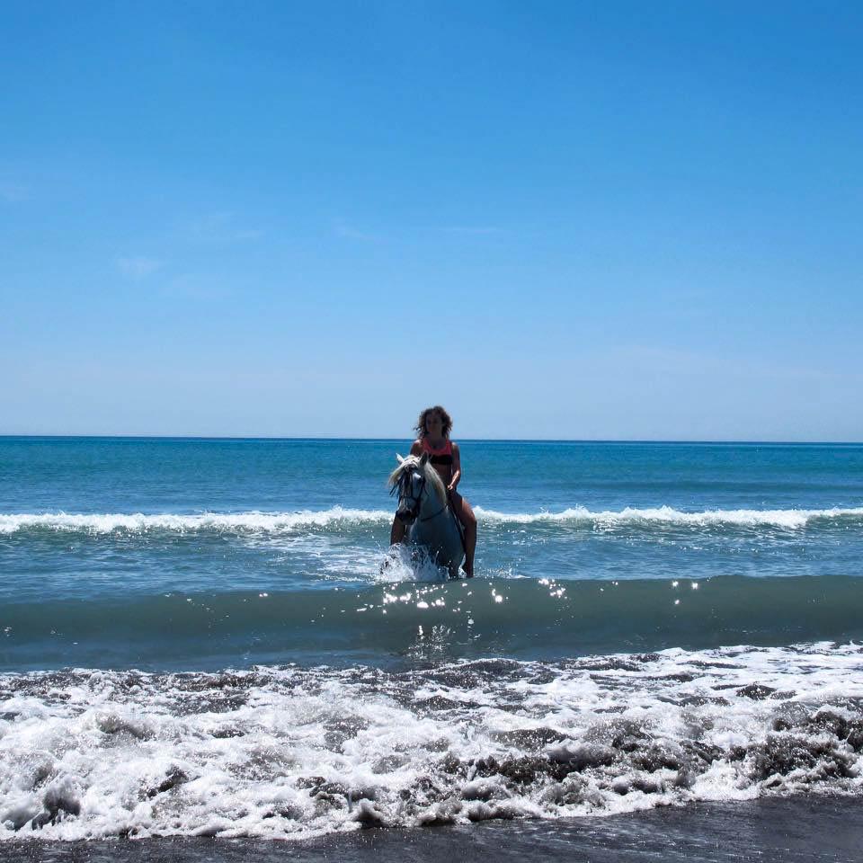 Sommerfreuden am Mittelmeer.