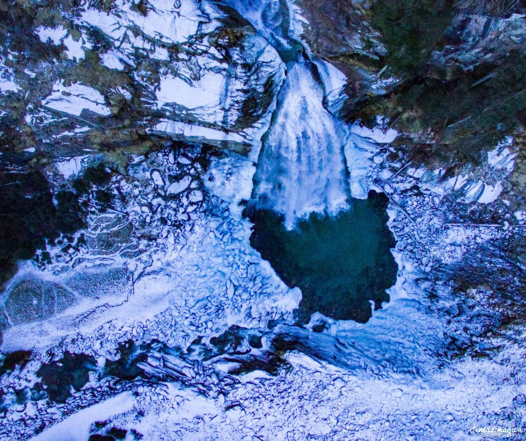 Cascade de Krimml, Autriche
