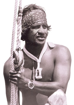 Eddie Aikau (Wikipedia Commons).