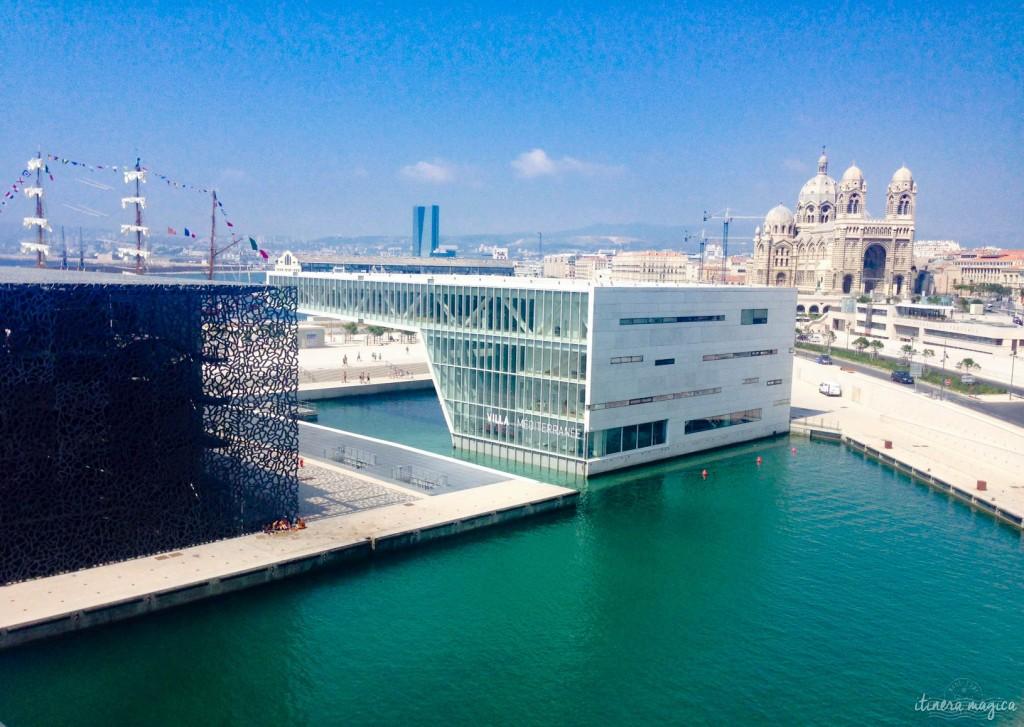 Marseille, MUCEM, Major, cathédrale