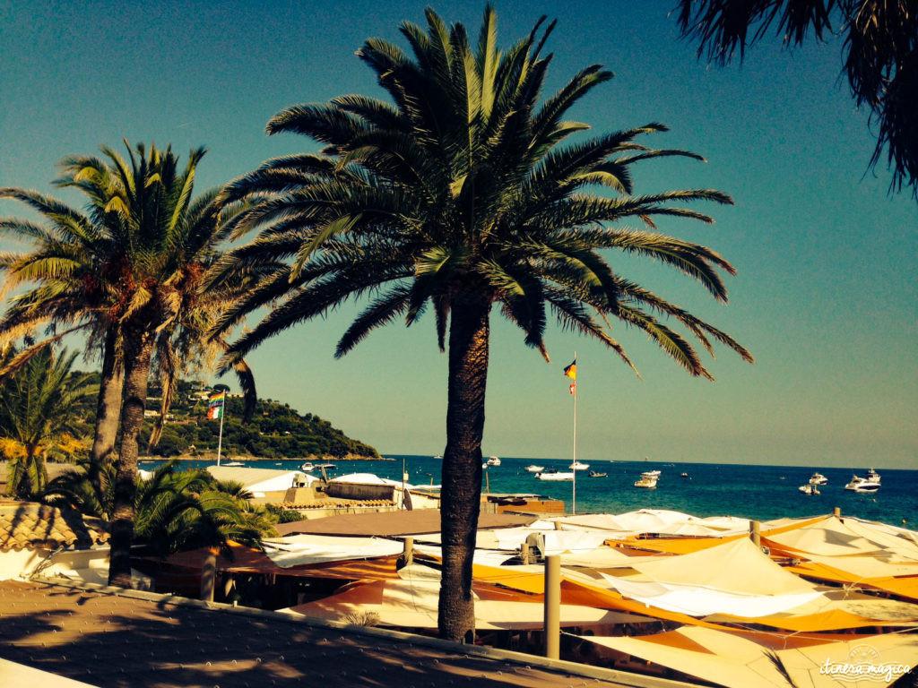 Tahiti Beach, St Tropez