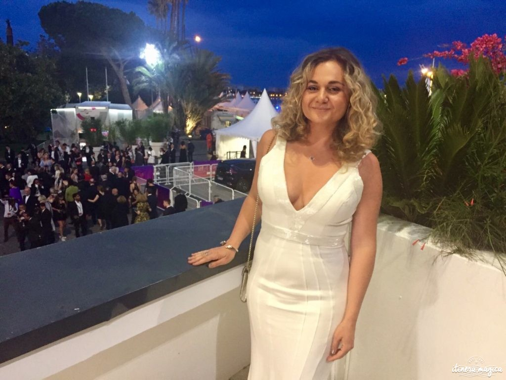 Ariane Fornia Cannes