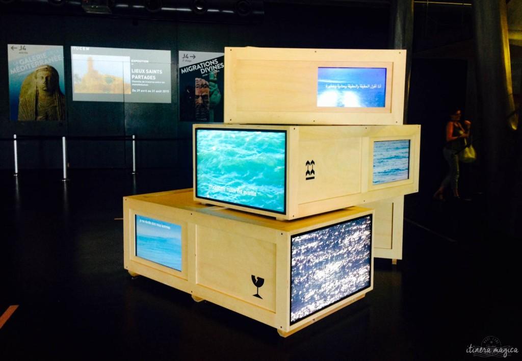 Marseille, MUCEM, voyage, expo, musée