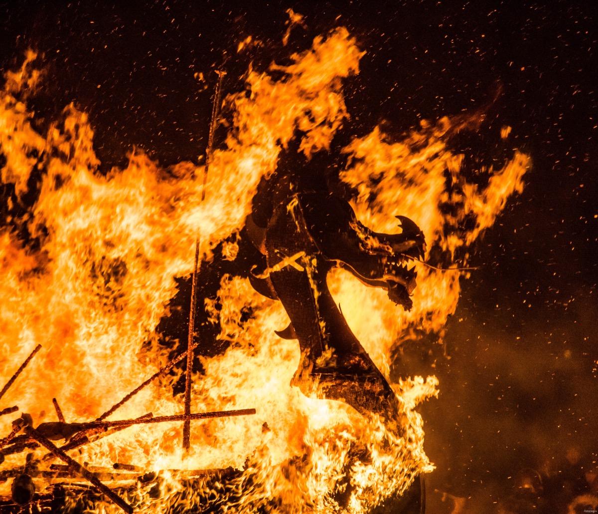 Flamme datant du Royaume-Uni