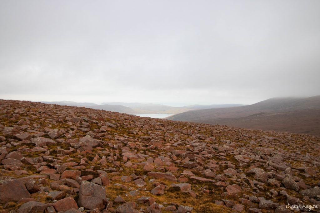 Ronas Hill Shetland