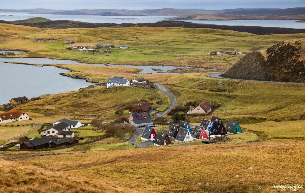 Guide des Shetlands