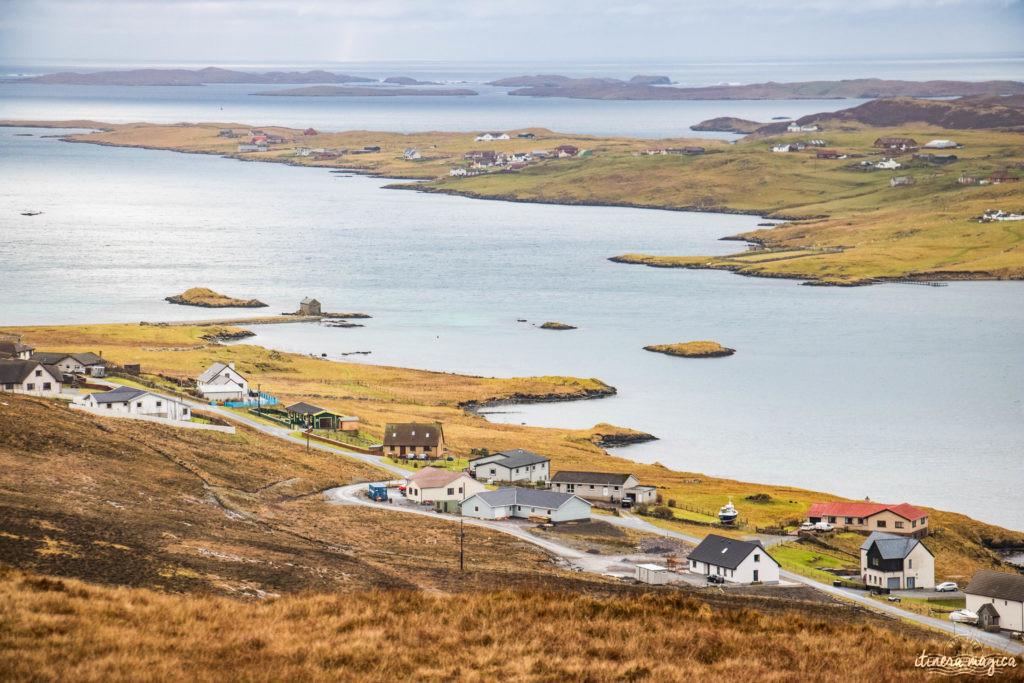 Guide des Shetlands. Voyage aux Shetlands