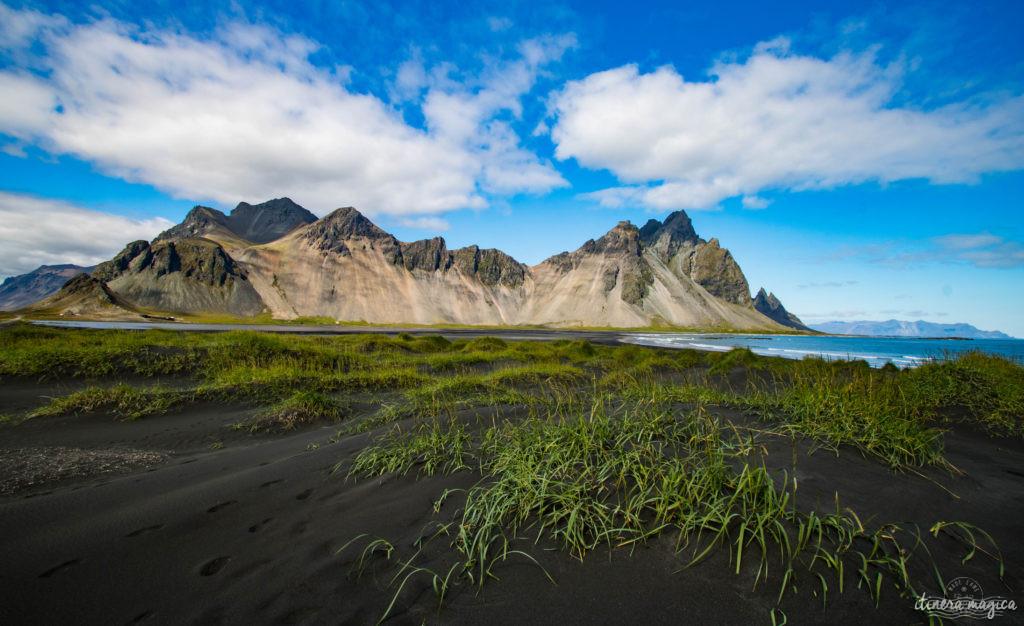 L'Islande est le pays des vikings. Partez sur les traces du peuple légendaire du nord, entre histoire et légende. Découvrez les lieux mythiques, l'exotique Viking Café, la forteresse Borgavirki, la péninsule de Snaefellsnes, et bien d'autres endroits magiques qui évoqueront l'héritage des vikings en Islande.