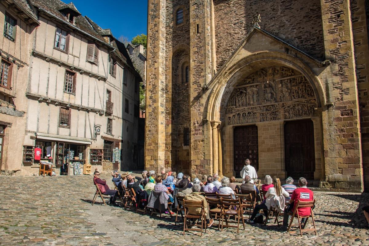 Que voir dans le Nord Aveyron ? Les plus beaux villages d'Aveyron, Conques, le canyon de Bozouls, Salles la Source, Espalion, Estaing... Voyage en Aveyron.