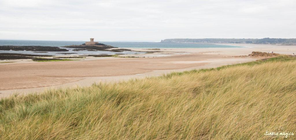 Tout recommencer à Jersey ? Virée insulaire sur les traces de Victor Hugo, dans la ravissante île anglo-normande fleurie.