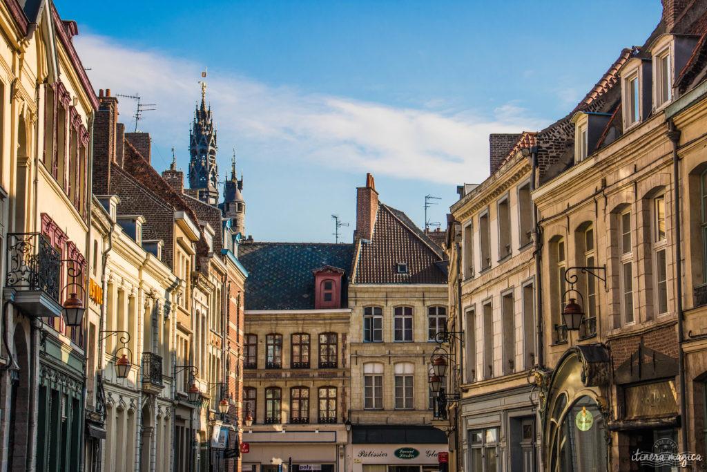 Découvrez Douai, la cité des géants, et le plus beau beffroi du Nord ! Que voir à Douai ? Blog Douai