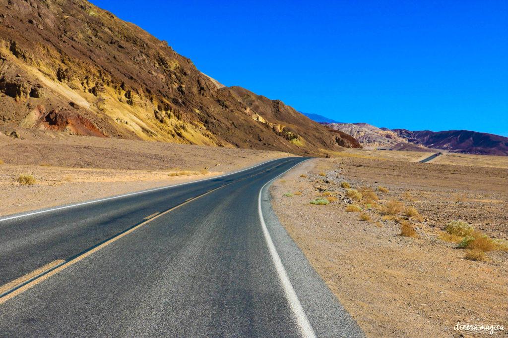De l'Arizona à la Californie, sur la route 66, retrouvez les étapes d'un roadtrip aux USA sur Itinera Magica. La route, toujours !