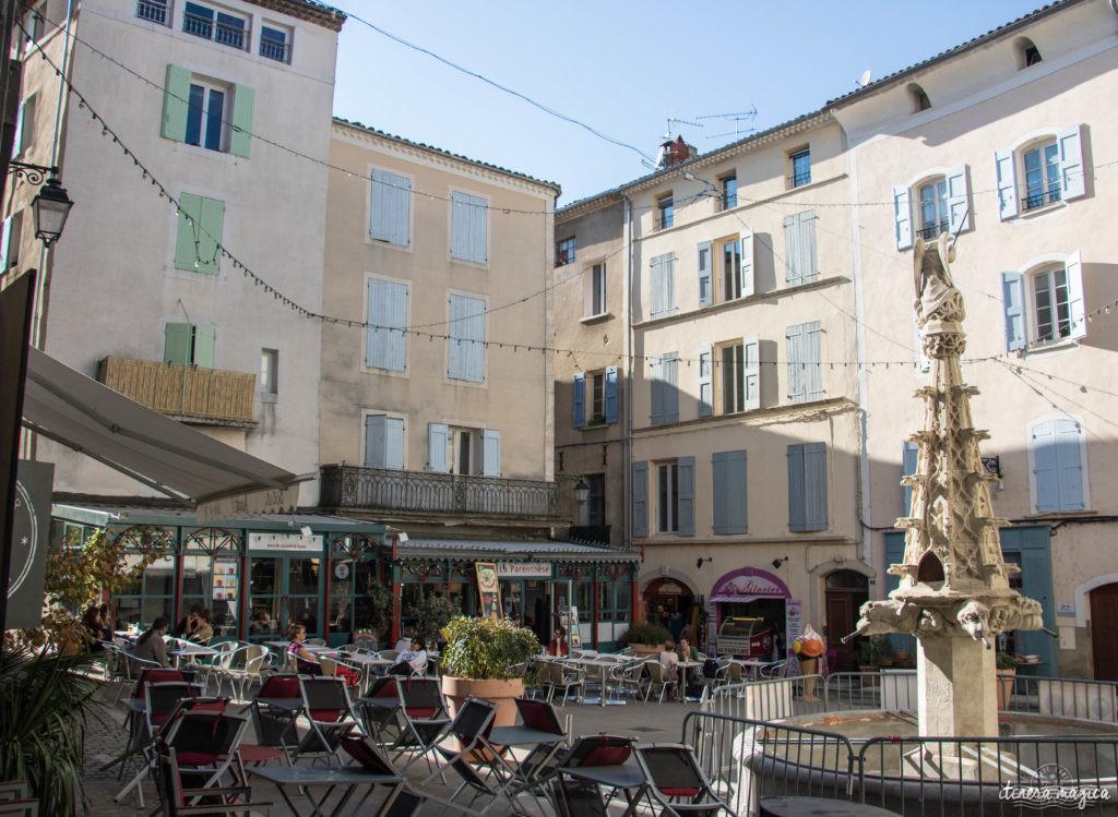 Week-end romantique à Forcalquier, Lurs, Mane, en Haute-Provence. Que voir dans le pays de Forcalquier ?