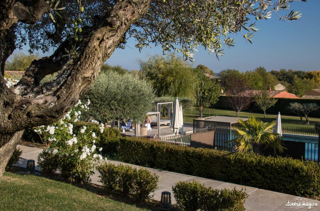 Hotel romantique spa à Forcalquier