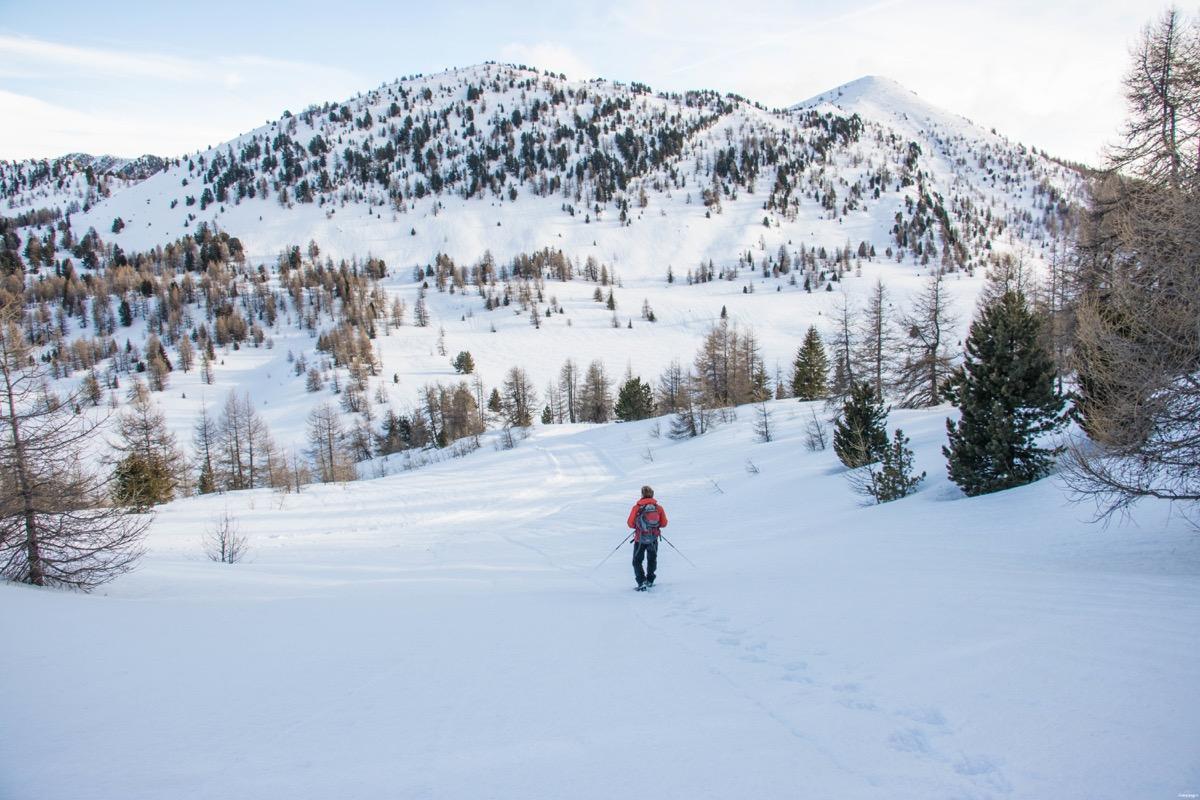 station de ski familiale alpes du sud