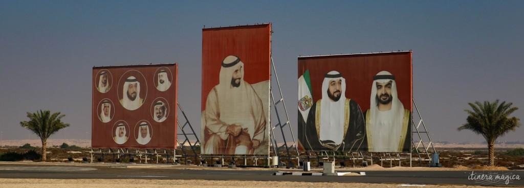 Cheikh Zayed, le père de la nation.