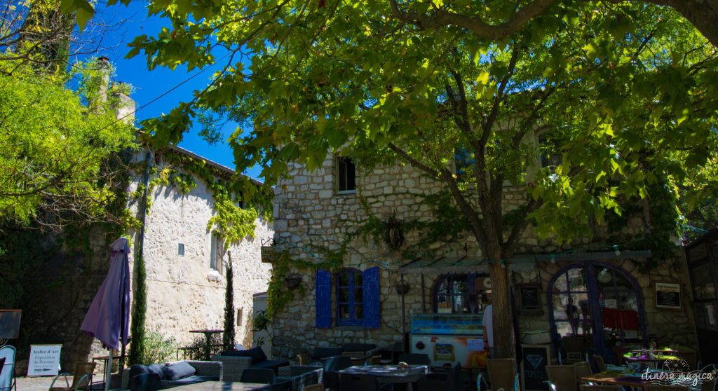 Découvrez les meilleurs restaurants en Drôme provençale. Meilleur restaurant la Garde Adhémar