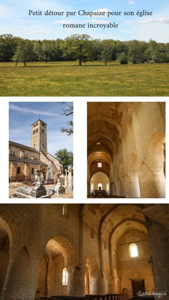forteresse de brancion