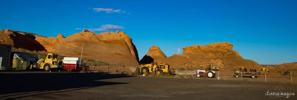 Découvrez le pays navajo sur Itinera Magica.