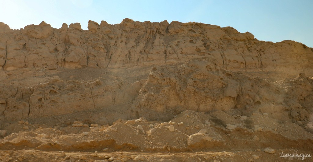 Roches de Jebel Hafeet.