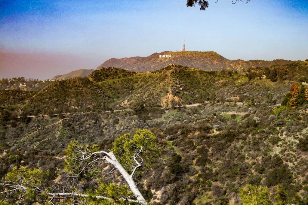 Depuis le Griffith Observatory.