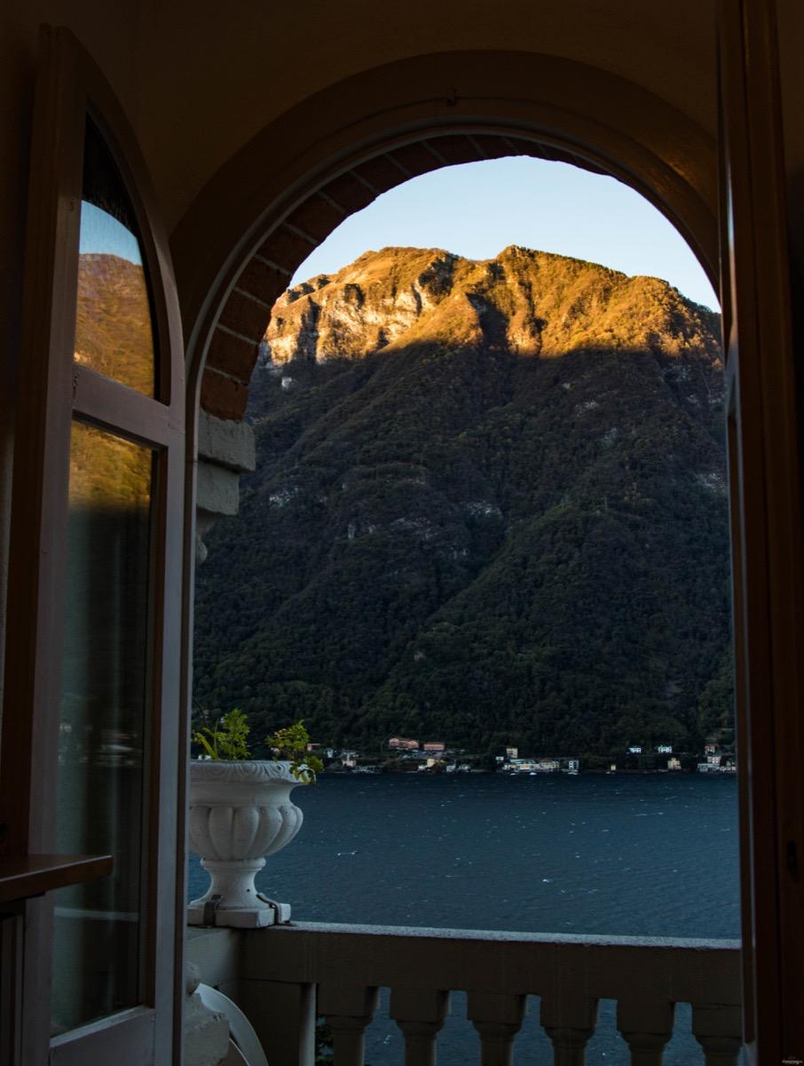 Visiter Bellagio à l'automne, escapade romantique sur le lac de Côme