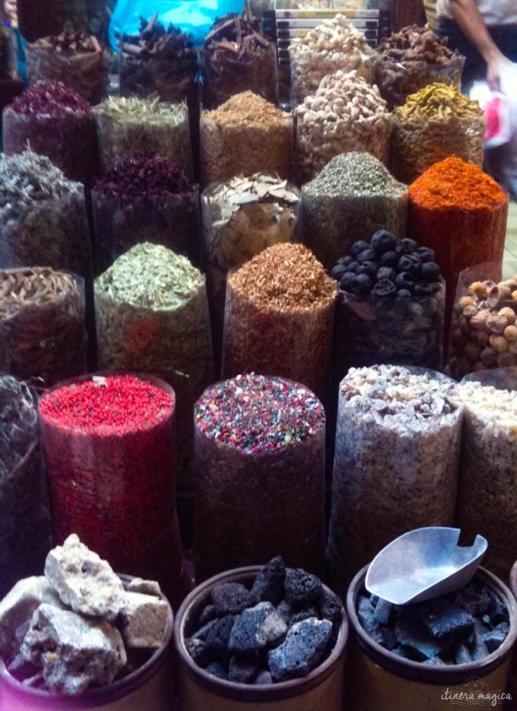 spice market dubaï