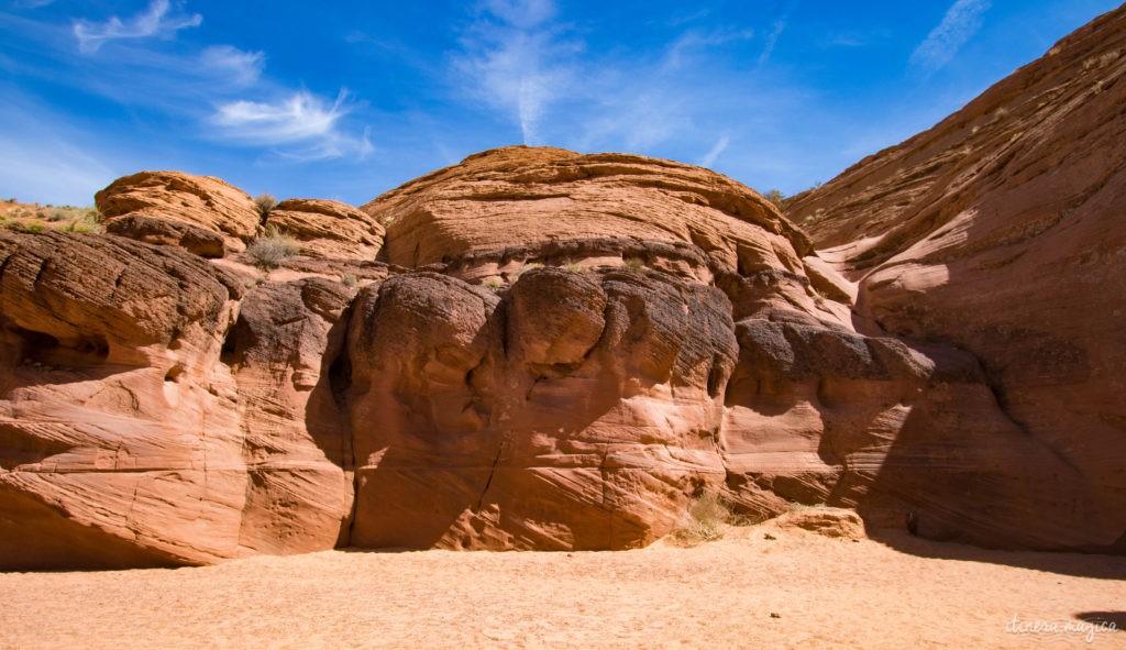 Découvrez Antelope Canyon sur Itinera Magica