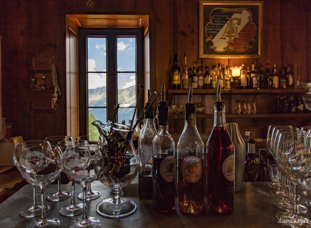 Hébergements insolites et beaux hôtels à Chamonix.