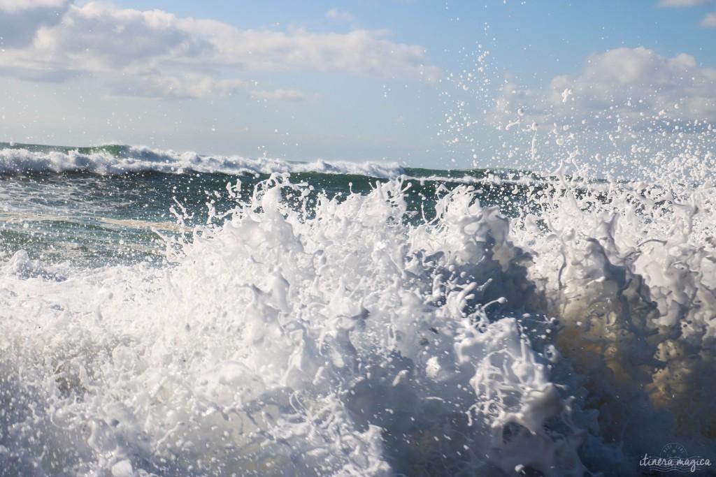 Atlantic white water explosion.
