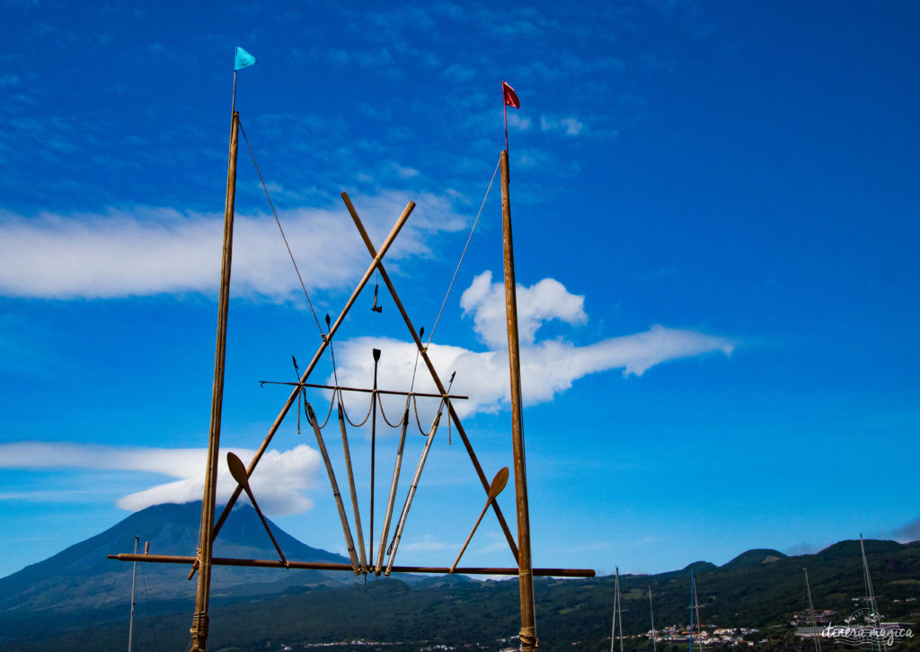Pico festival de la baleine Açores