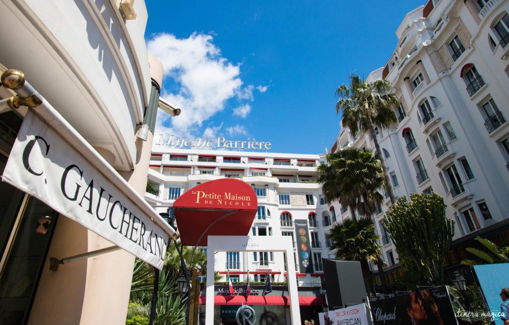 Festival de Cannes : j'ai monté les marches et je vous raconte.