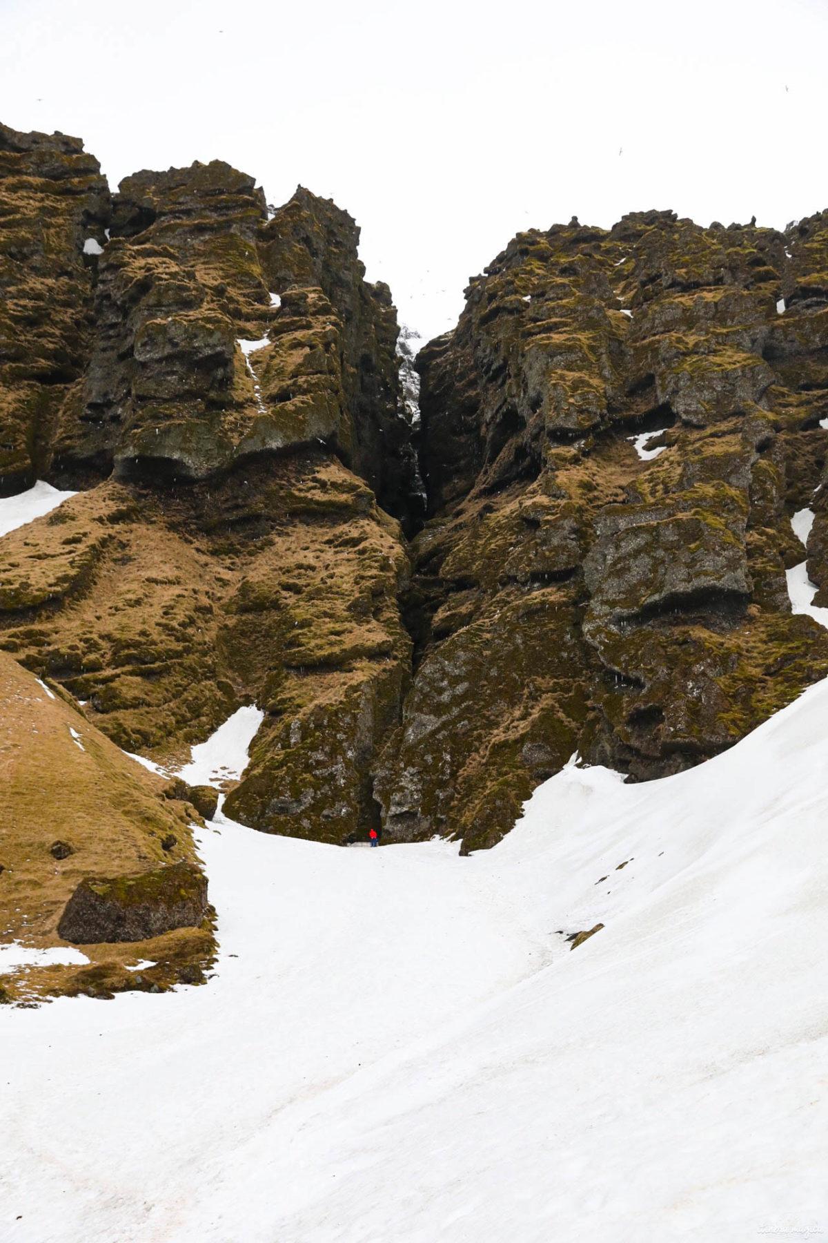 Gorge de Rauðfeldsgjá