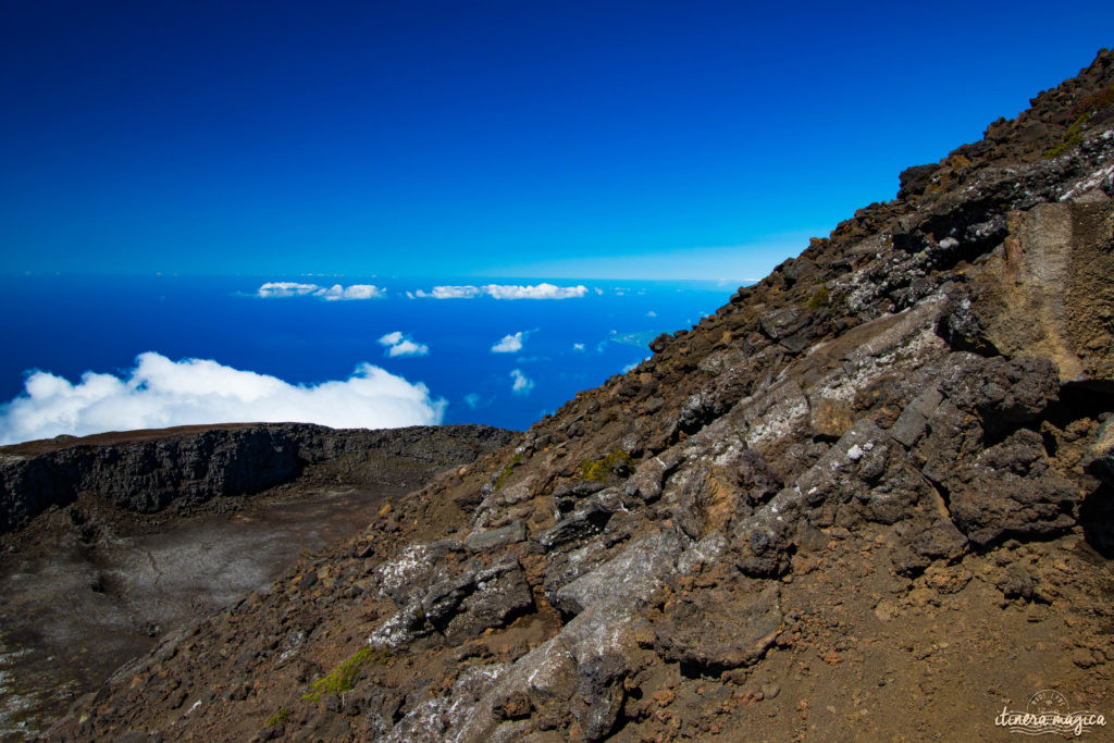 Pico, Açores en randonnée