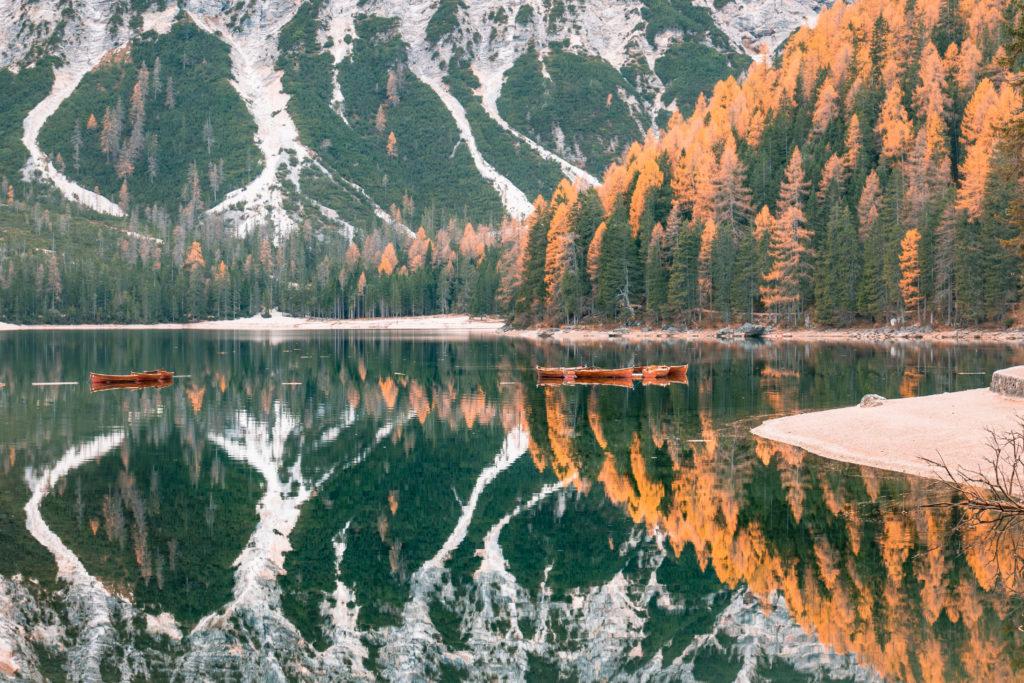 automne dolomites