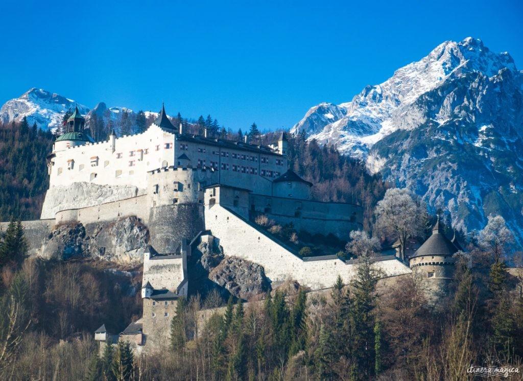 Destination romantique en Autriche. Saint Valentin en Allemagne et Autriche