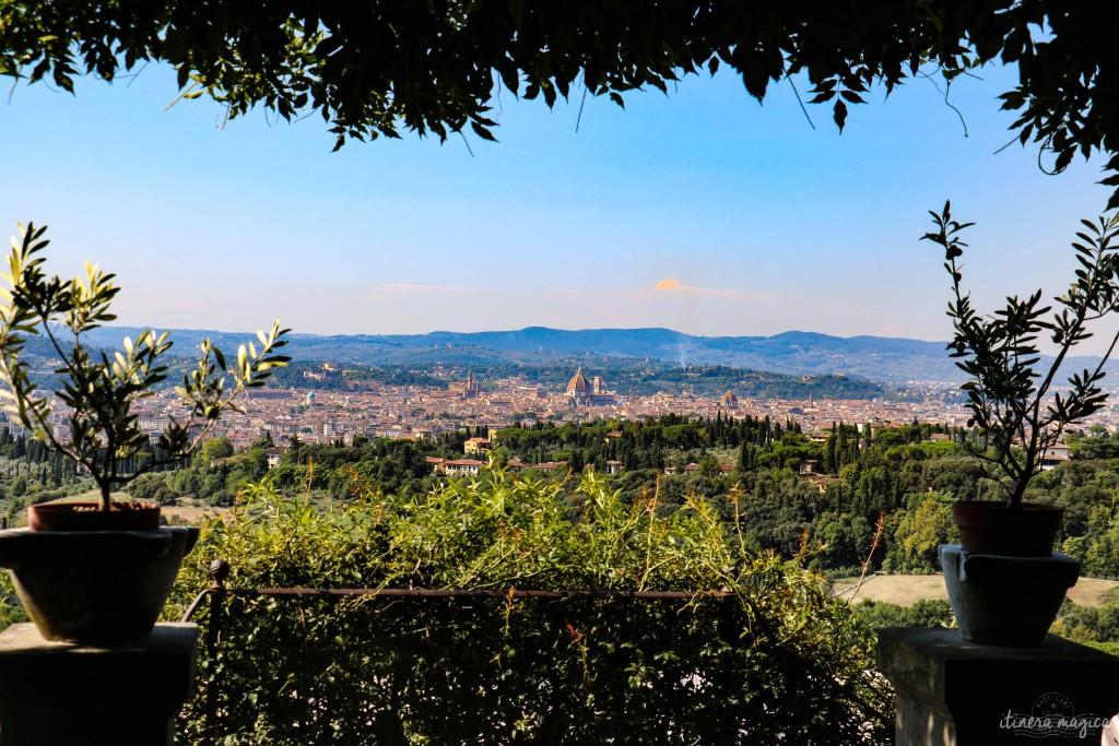 florence firenze voyage toscane italie