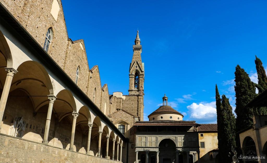 Cloître de Santa Maria Novella.