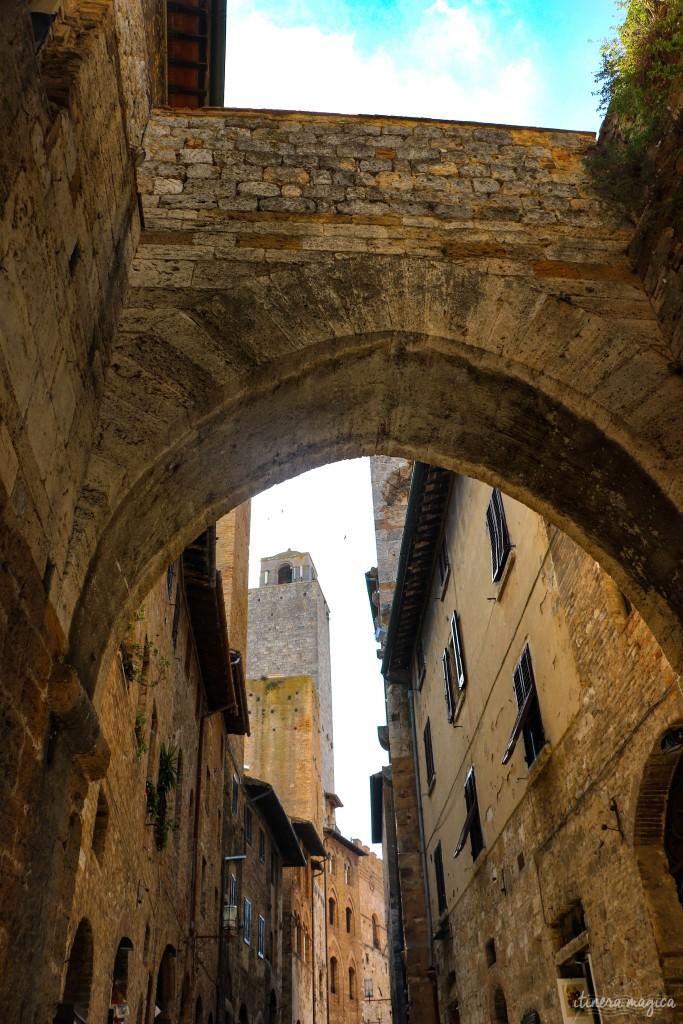Atmosphère médiévale.