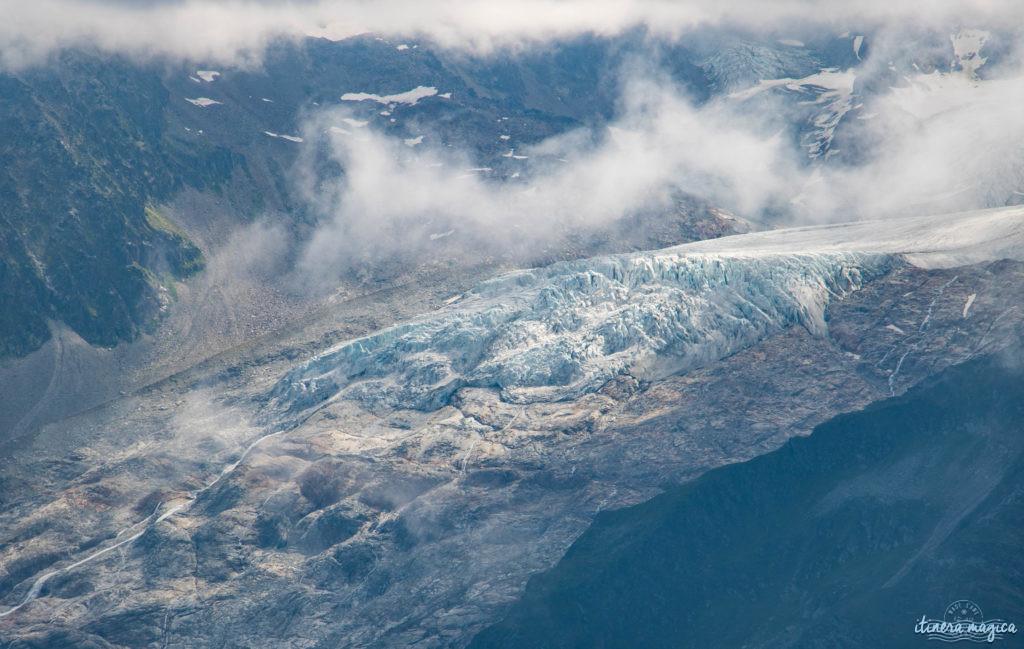 Découvrez Chamonix en été, ses glaciers, ses lacs, ses randonnées. Un week-end à Chamonix