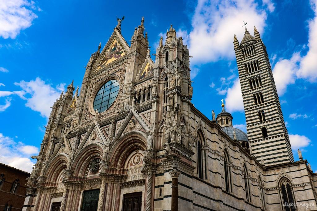 Duomo de Sienne.