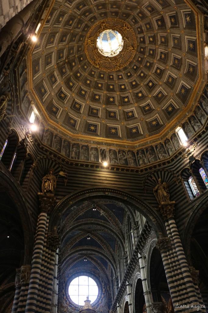 Cathédrale de Sienne. Voyage et spiritualité